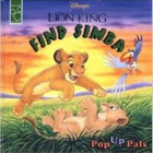 Lion King Find Simba Pop Up